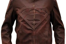 Superman Leather Jackets