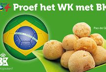 Proef het WK met BK (Taste the World Championship Soccer with BK) / Posts from our facebook page: www.facebook.com/Nederland.BK  Just to serve a good meal during the World Championship Soccer!