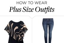 Plus Size Styling und Outfits
