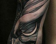 tatoeage schip