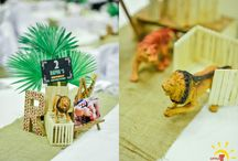 Jungle Safari Party Ideas