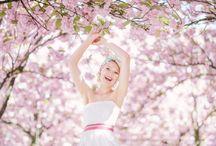 Bride Fashion / Alles rund um die schönsten Brautkleider und Accessoires zur Hochzeit