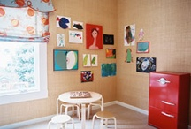 Richmond Project: Kid's Rooms / by Stephanie Duckro Kruse