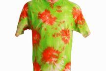 Pánske batikované tričká / Mens tie dye t-shirts / Pánske batikované tráčká od duBatik.sk / Mens tie dye t-shirts made by duBatik.sk