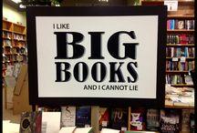 I Like Big Books / by Marsha Bridgeman