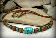 Necklace and beads /  Jewelry