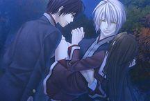 Anime random couples ❤