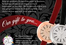 Parties with fifth avenue collections