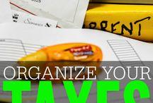 Organize! / by Michelle Kroontje