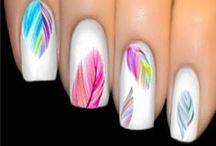 Modelo de uñas
