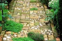 garden and pathway ideas