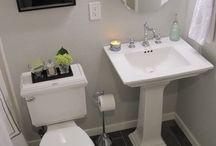 beautiful bathrooms / by Casey Harris