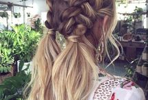 Hair Inspiration : Braids