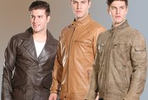Leather Jackets for Men / The most stylish & genuine leather jackets for men.