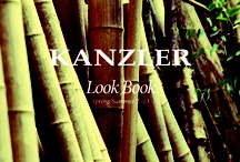 Kanzler Look Book Spring / Summer 2013