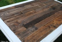 Kitchen table re-do / by Dawn Zoll