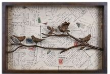 """Rustic Wall Decor / This board is to showcase your favorite """"Rustic Wall Decor"""" feel free to invite other people to collaborate on this board. To be invited to the board, simply comment on one of my pins and I'll add you. Spammers will be removed and their pins will be deleted. Thanks!"""
