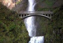 Loving the waterfall