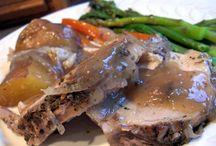 Supper: Pork