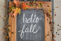 DIY Fall Crafts / diy fall crafts