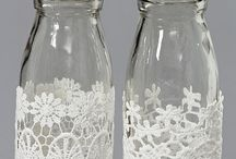 Молочные Бутылки