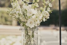 Flower inspiration for the wedding / Flowers + Wedding