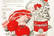 Food /Drink/Sweets Ads Past