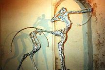 Kunst Alufolie / Kunst Klasse 7 OS