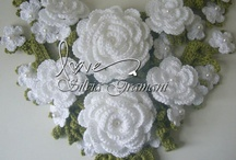 Artesanato, curto. / Crochê e handmade feitos por mim e outros colhidos da net.