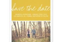 Partecipazioni - Save the date / Idee per partecipazioni di matrimonio! - Save the date ideas.