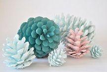 ~ Pinecones ~ / Decorative