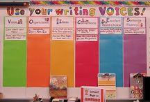 School- Writing / by Avid Reader