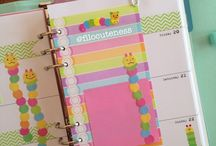 Day Planner / by Effie Kilpatrick