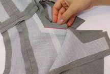 технология обработки пиджака