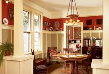 Bungalow dining rooms
