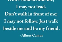 All about Walking / Walking Tips & Quotes that have the word walk, walked, or walking in them or that simply inspire us to walk or to action. We know that walking is one of the best forms of exercise. My hope is to inspire movement with these quotes and pins!