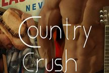 Country Crush - GLBT Contemporary Western / Love or Career? A disabled team roper and a country music star must make the hard decision to risk their jobs and let their love grow.