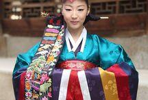 Hanbok Korea / 한복