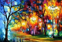 my dream...oil painting