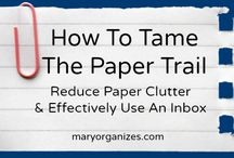 How to tame the paper trail