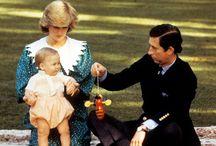 Diana és családja