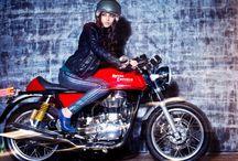 Motorcycle Spirit