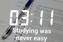 """Kutipan """"study hard"""""""