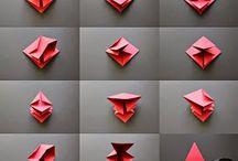 Cinquième ! (origami)