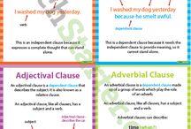 Teaching english / by Abbie Harcourt