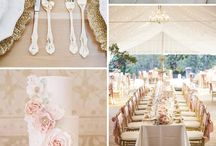 beige wedding