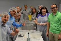 Third Annual Mac & Cheese Mania Event / Direct Capital participated in another Mac & Cheese Mania event to benefit the New Hampshire Food Bank! In total, we produced 21,600 bags of food to help feed New Hampshire families. Great job, team!