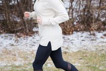 Athleisure/Exercising in Style