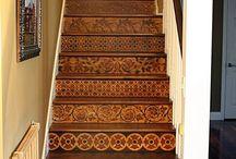 Staircase Reno Ideas