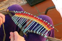 Weaving / Because I need another hobby, right?
